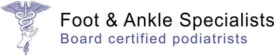 foot and ankle logo